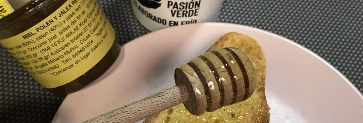Aceite de Oliva Virgen Extra y Jalea Real