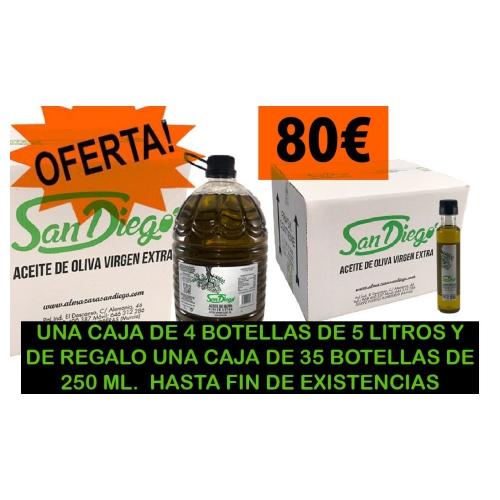aceite de oliva virge extra murcia almazara san diego
